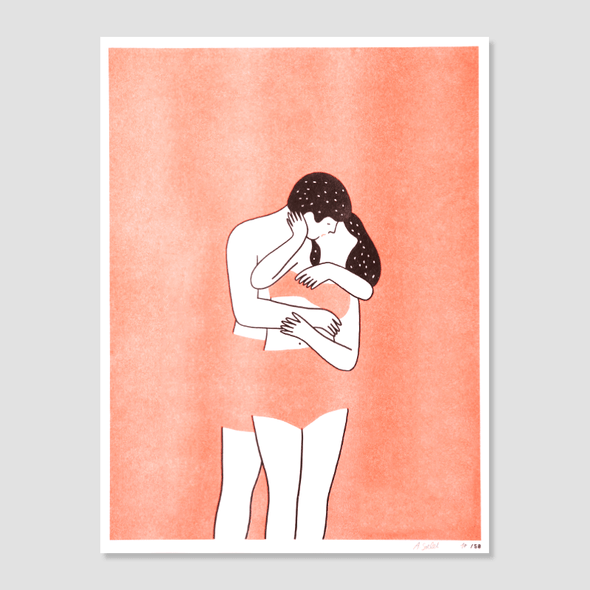 Agathe Sorlet<br>Love in Orange
