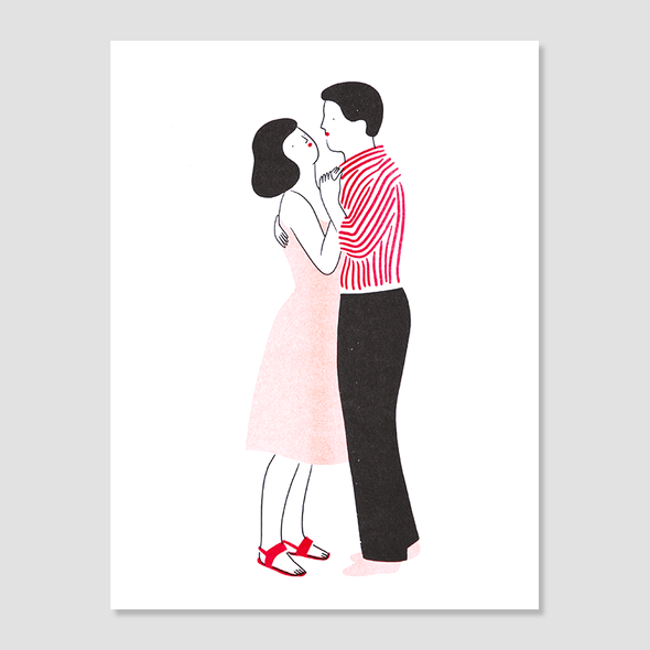 Agathe Sorlet<br>Lovers Dancers 1