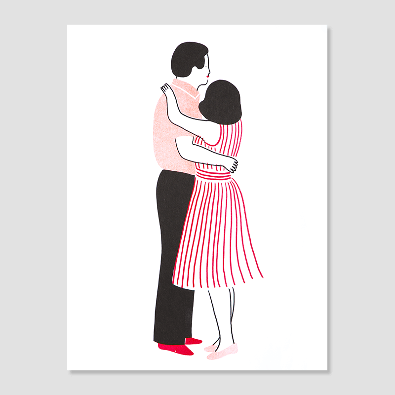 Agathe Sorlet<br>Lovers Dancers 2