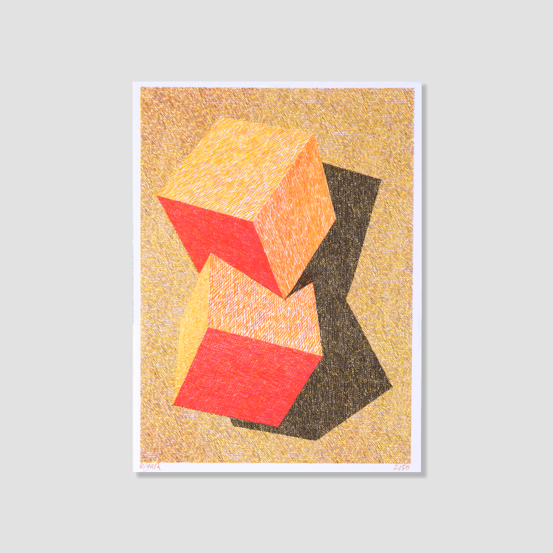 Rémi Wyart<br>Shapes #2