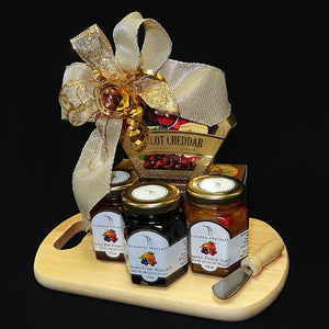 Holiday Host - Cheese Board Gift Idea