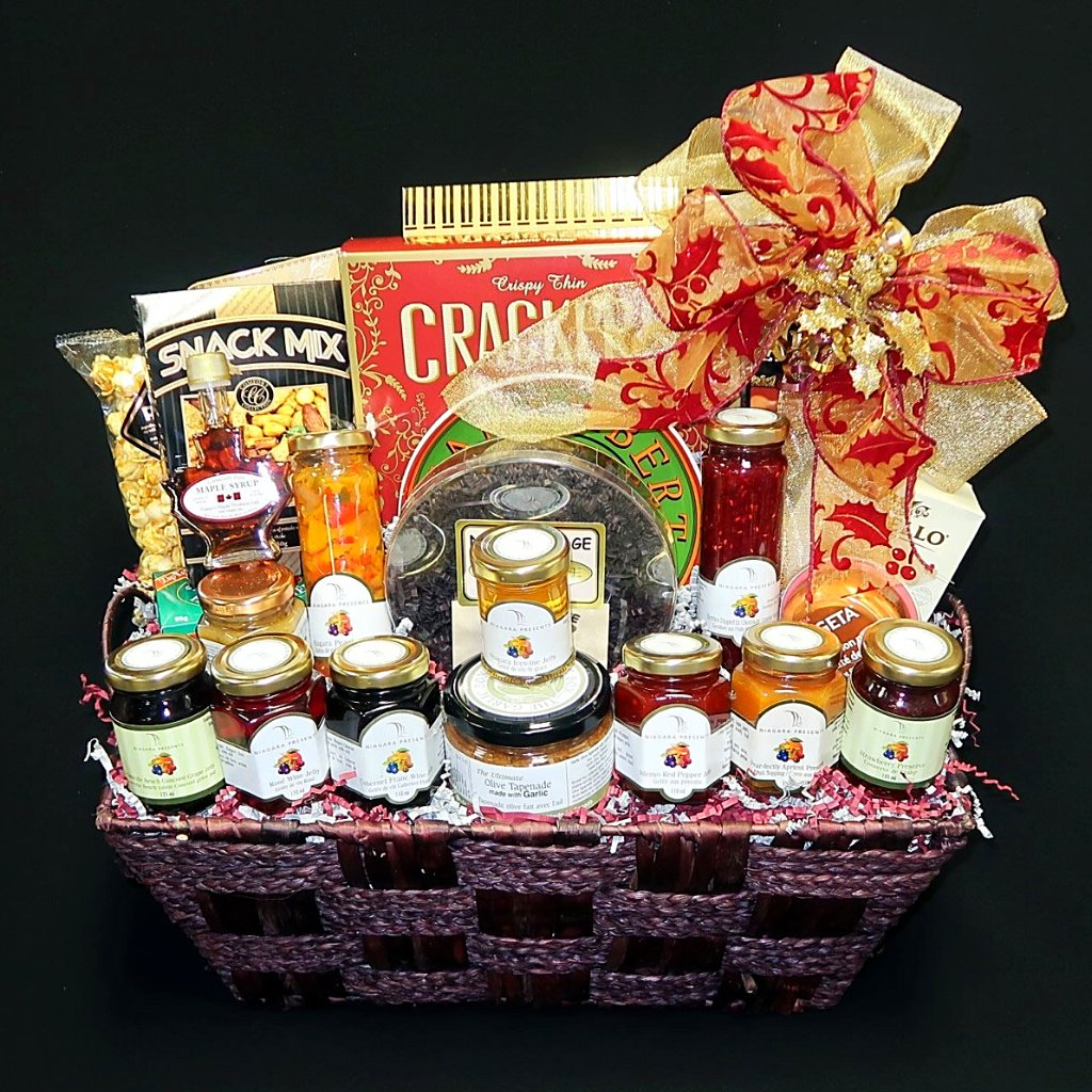 The Entertainer - Gift Basket