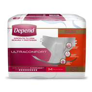 Pañal Depend® Ultraconfort - Pañal Depend® Ultraconfort - Depend