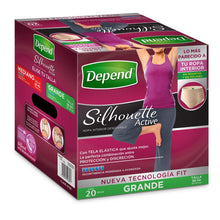 Depend® Silhouette Active - Depend® Silhouette Active - Depend