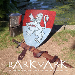 Barkvark custom made shields