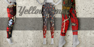 Yellowhammer leggings