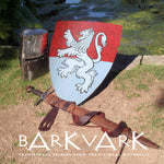 Custom made BARKVARK Heater shield - Hematees