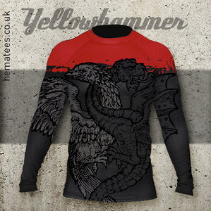Men's Winged Beasts Rashguard