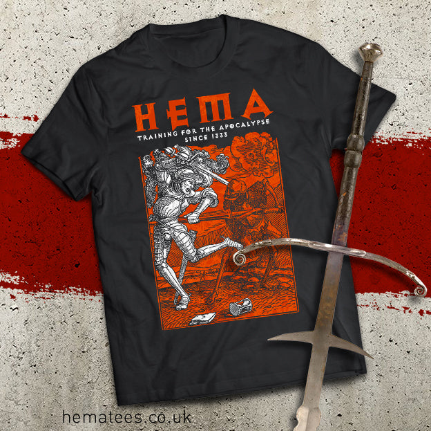 HEMA, Training for the Apocalypse since 1333 REDUX