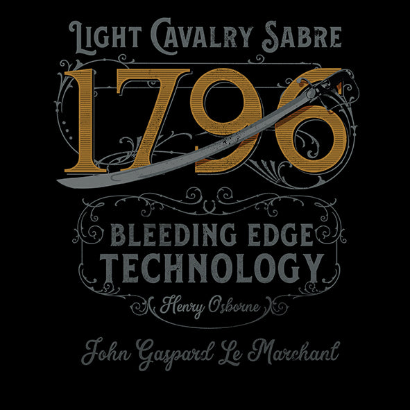 1796 Light Cavalry Sabre - Hematees