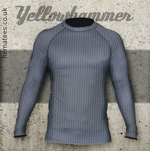 Men's Chainmail Rashguard
