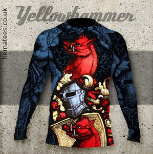 Men's The Red Boar Rashguard