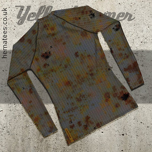 Men's Rusted Mail Rashguard