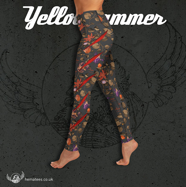 Women's Yellowhammer Talhoffer leggings - Hematees