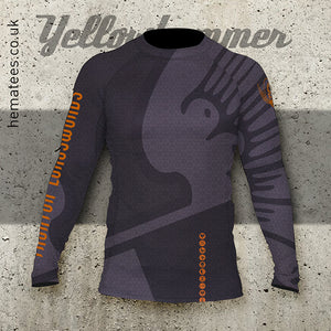 Men's Yellowhammer Taunton Longswords Rashguard