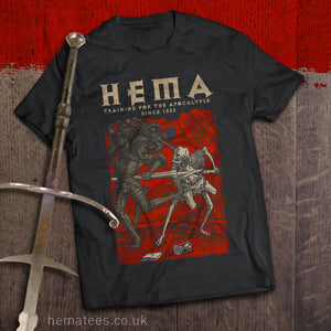HEMA, Training for the Apocalypse - Hematees