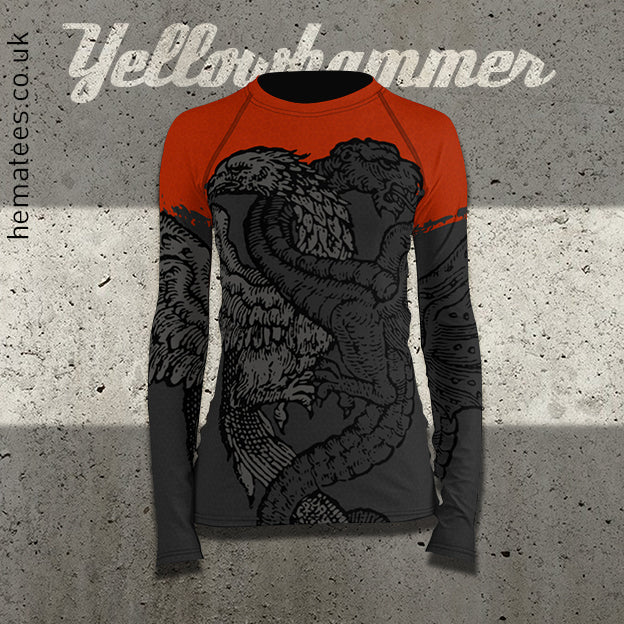 Women's Winged Beasts Rashguards