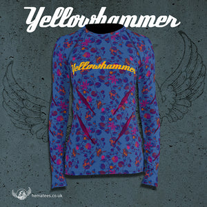 Women's Yellowhammer Slashed rash - Hematees