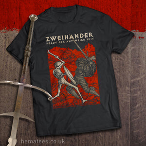 ZWEIHANDER: Ready for any weird shit. - Hematees
