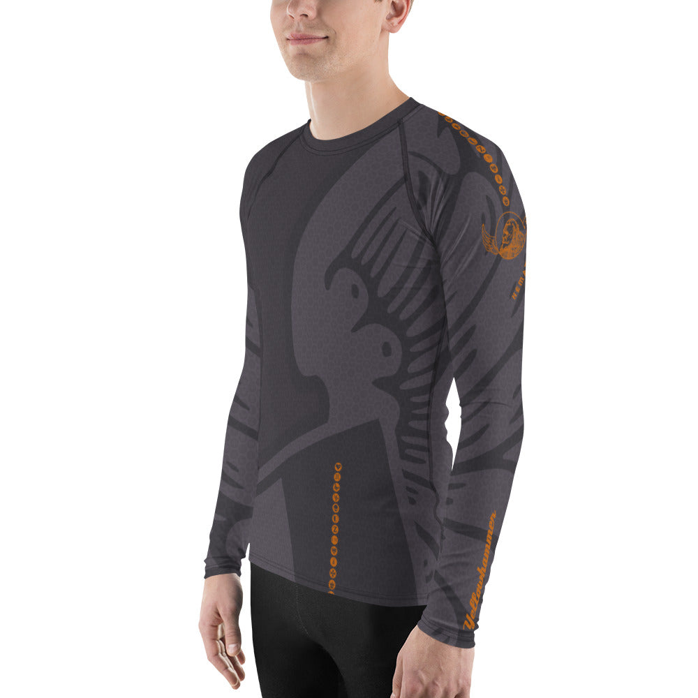 Men's Yellowhammer Taunton Longswords Rashguard - Hematees