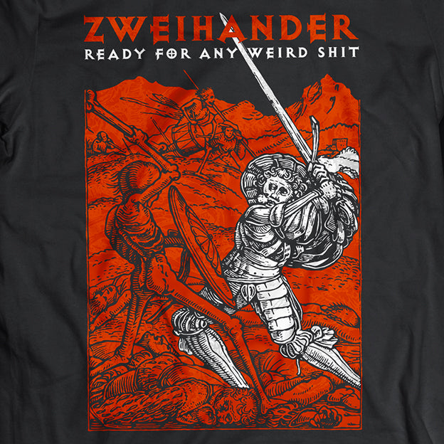 ZWEIHANDER Ready of any weird shit REDUX