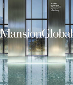 London Luxury | Mansion Global cover March 2019