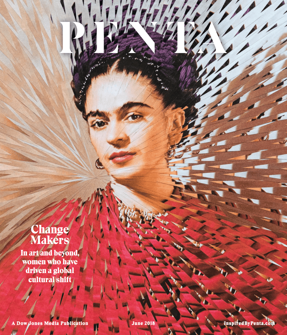 Change Makers | Penta cover June 2018