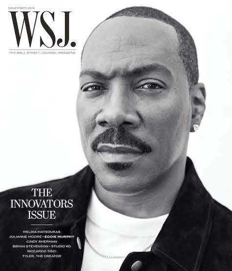 Innovators | WSJ. Magazine, November 2019