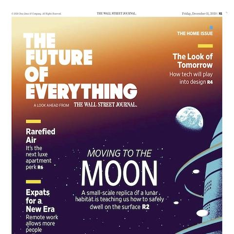 The Home Issue | The Future of Everything, Dec. 11, 2020