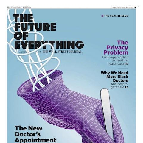 Health | The Future of Everything, September 11, 2020