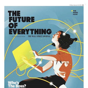 The Disappearing Desk | The Future of Everything, Jan. 15, 2021