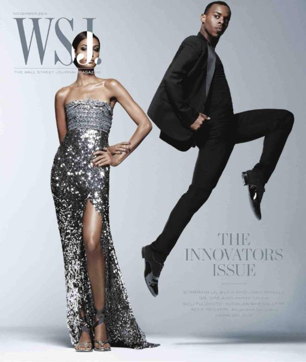 Innovators | WSJ. Magazine, November 2014