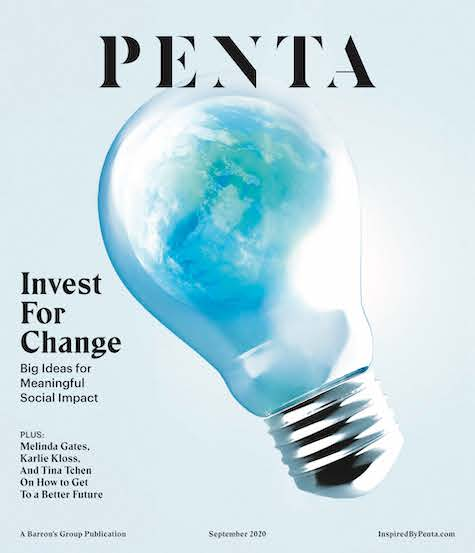 Invest for Change | Penta, September 2020