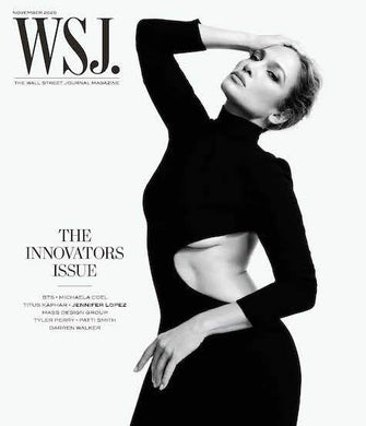 Jennifer Lopez | WSJ. Magazine, Nov. 21, 2020