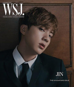 BTS Innovators | Special Edition Covers | WSJ. Magazine, November 2020