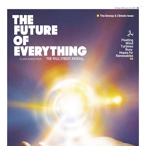 Big Power Goes Small | The Future of Everything, Feb. 12, 2021