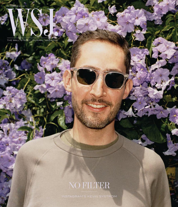 Kevin Systrom | WSJ. Magazine cover October 2018