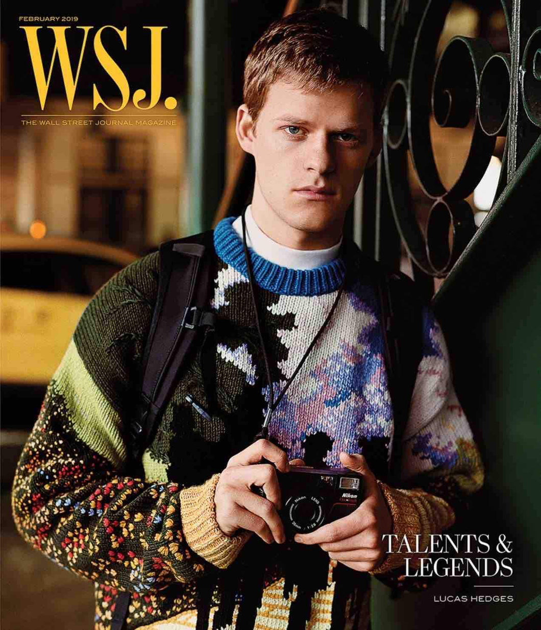 Lucas Hedges | WSJ. Magazine, February 2019