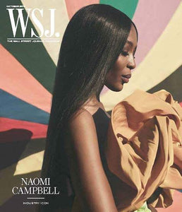 Naomi Campbell | WSJ. Magazine, October 2019