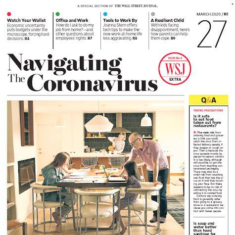 Navigate The Coronavirus #2 | Special Report, March 27, 2020