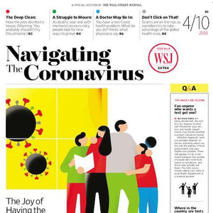 Navigating The Coronavirus #4 | Special Report, April 10, 2020