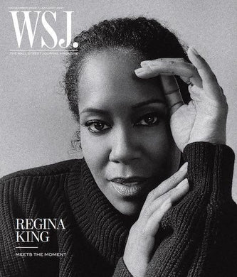 Regina King | WSJ. Magazine, Dec. 2020 / Jan. 2021