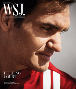 Roger Federer | WSJ. Magazine, June/July 2018