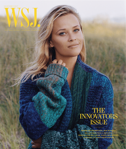 Reese Witherspoon November 2017 WSJ. Magazine cover