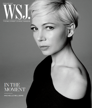 Michelle Williams February 2017 WSJ. Magazine cover