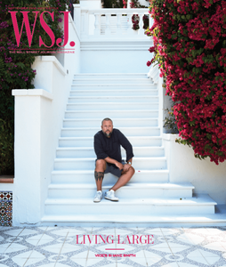 Shane Smith | WSJ. Magazine cover September 2016