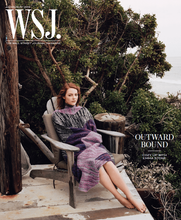 Emma Stone | WSJ. Magazine cover July / August 2015