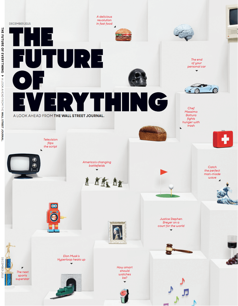 The Future of Everything - December 2015
