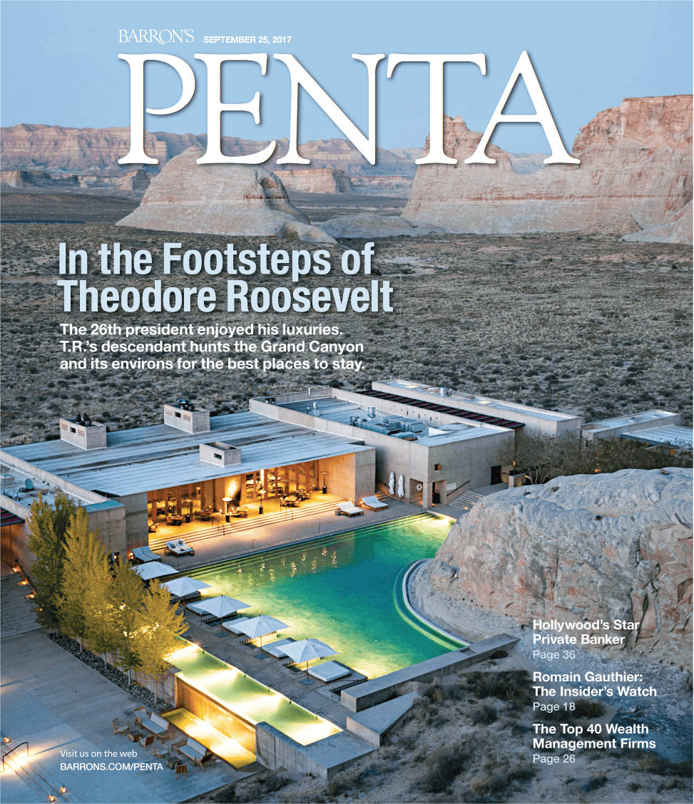 Grand Canyon Travel September 25, 2017 Penta cover