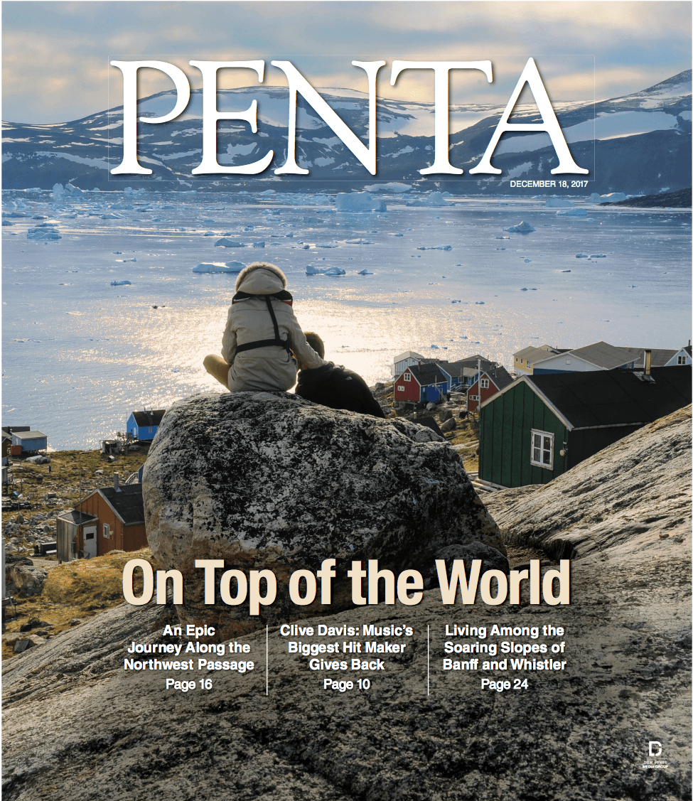 On Top of the World - December 18, 2017 Penta cover